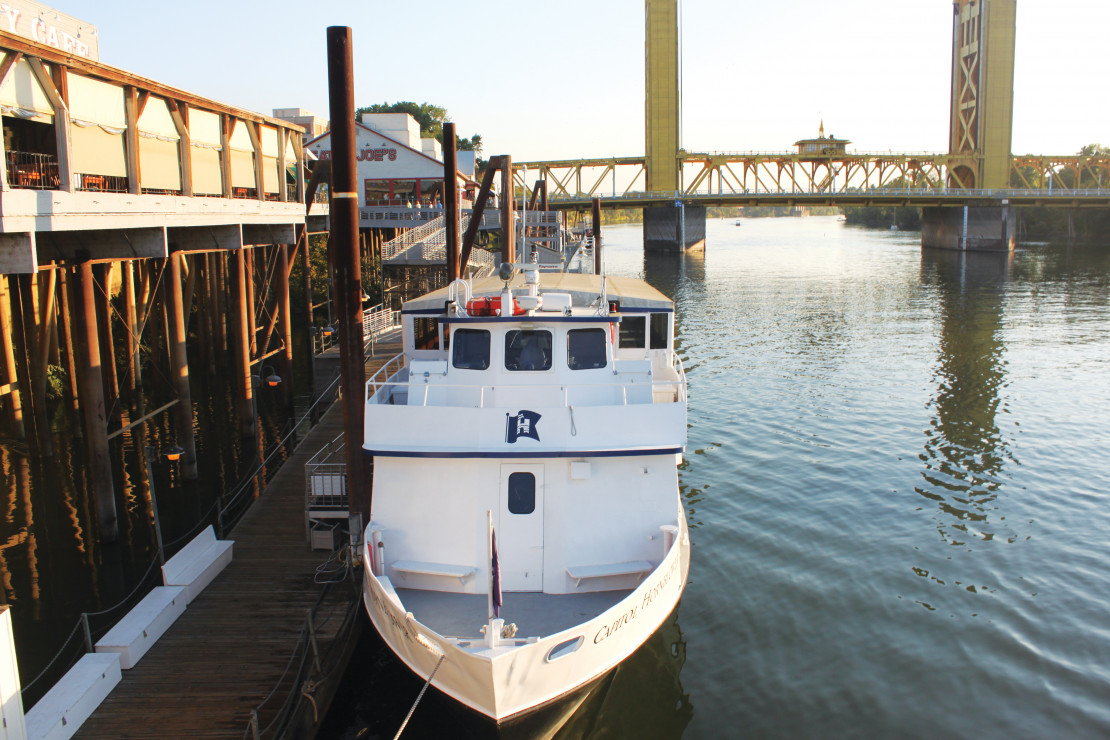 Hornblower Cruises & Events - Old Sacramento