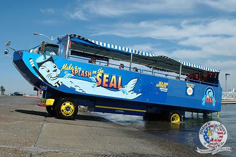 SEAL Amphibious Tour