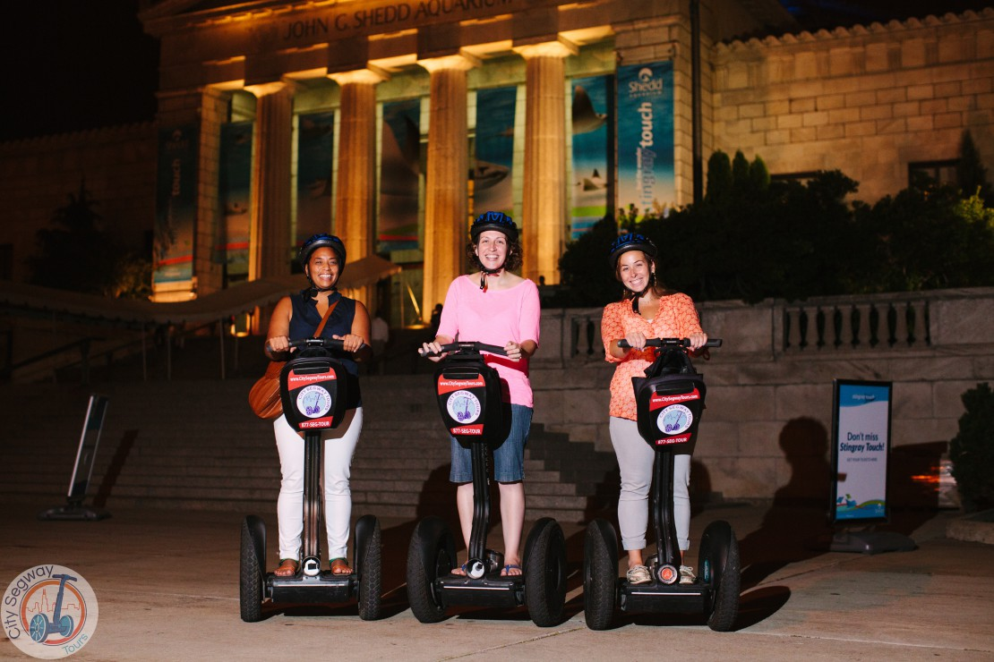 City Segway Tours - Chicago