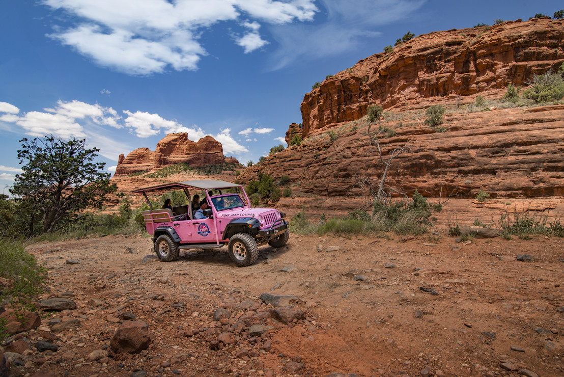Pink Jeep Tours - Sedona