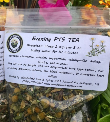 PTS-Tea Evening blend