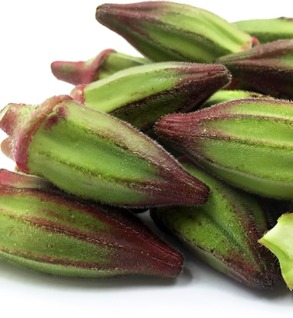 Hill Country Red Okra
