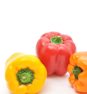 Colored Bell Peppers