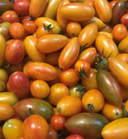 Heirloom Cherry Tomato Mix