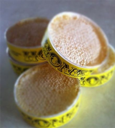 Raw Wildflower Honey Comb