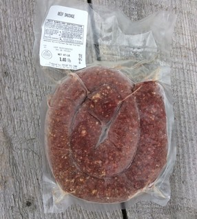 Sausage Country Beef-CNG