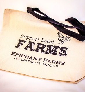 Epiphany Farms Tote Bag