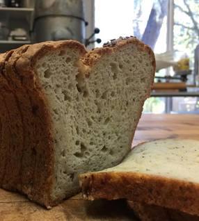 GF Vegan Kati's Bread