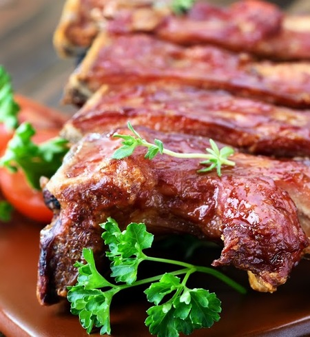 Pork, Spare Ribs
