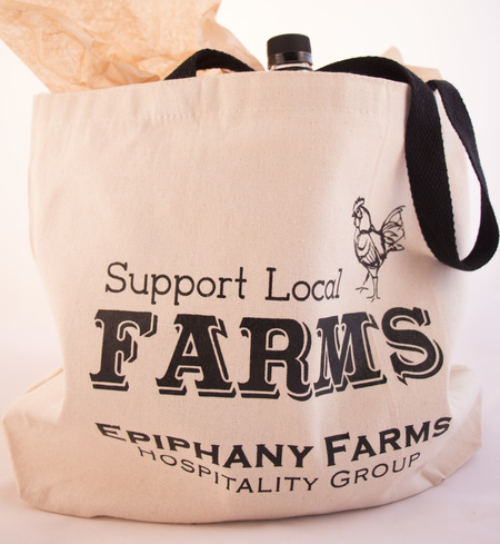 Epiphany Farms Tote Bag
