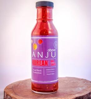Anju Korean BBQ Sauce