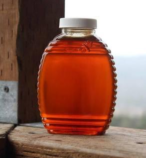 Raw Yardflower Honey