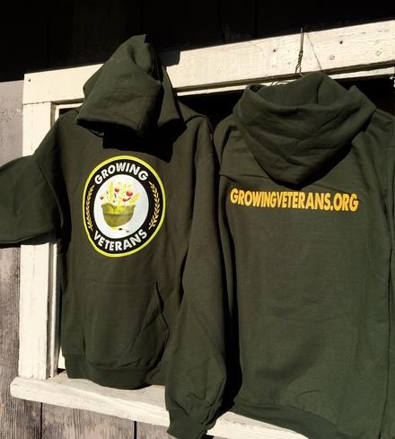 GV Hooded Sweatshirt