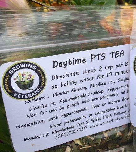 PTS-Tea Daytime blend