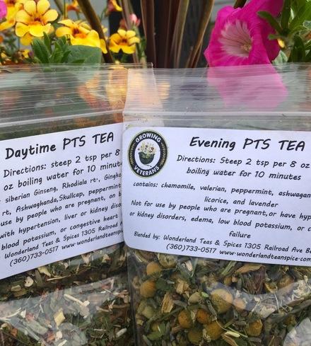 PTS-Tea combo - large