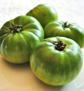Heirloom tomato-GREEN