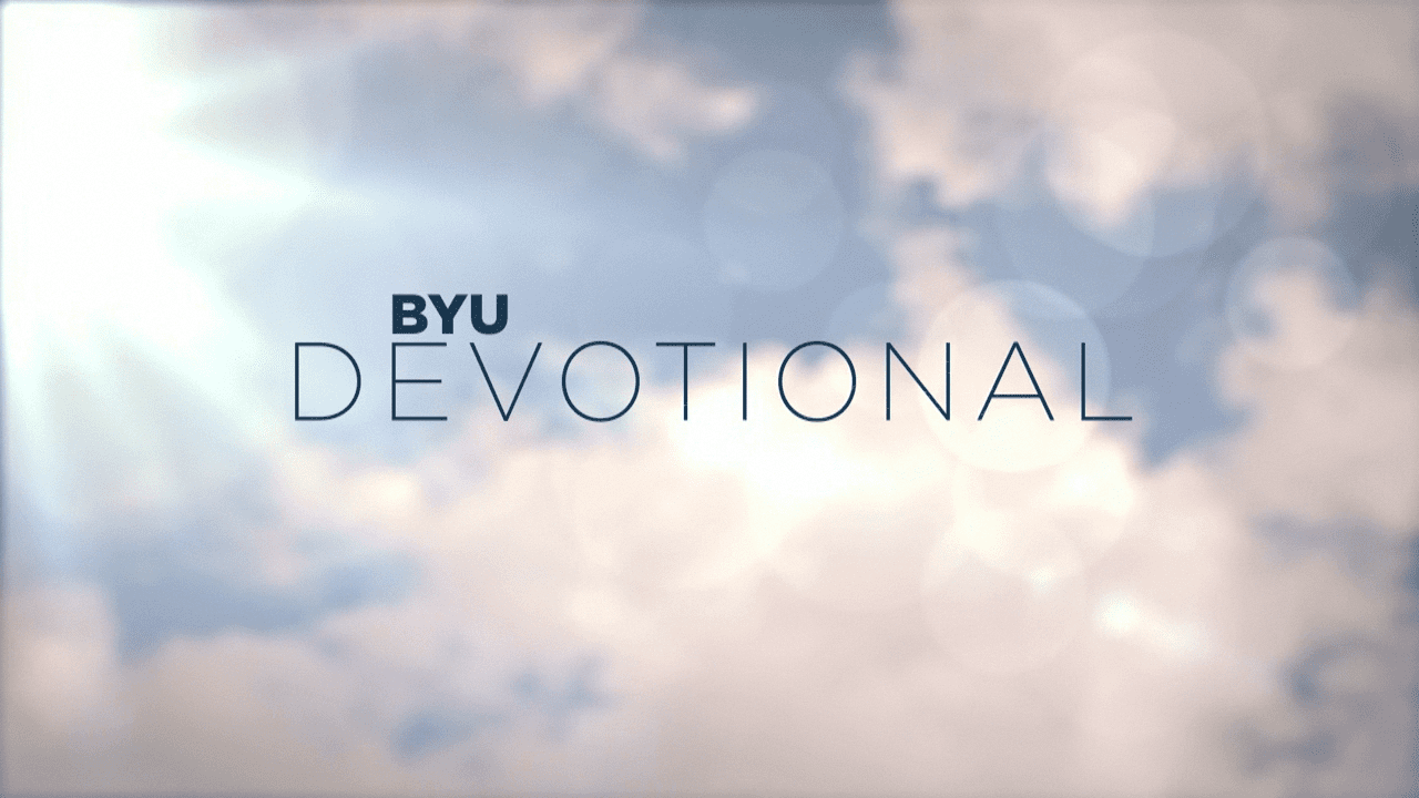 BYU devotionals dating