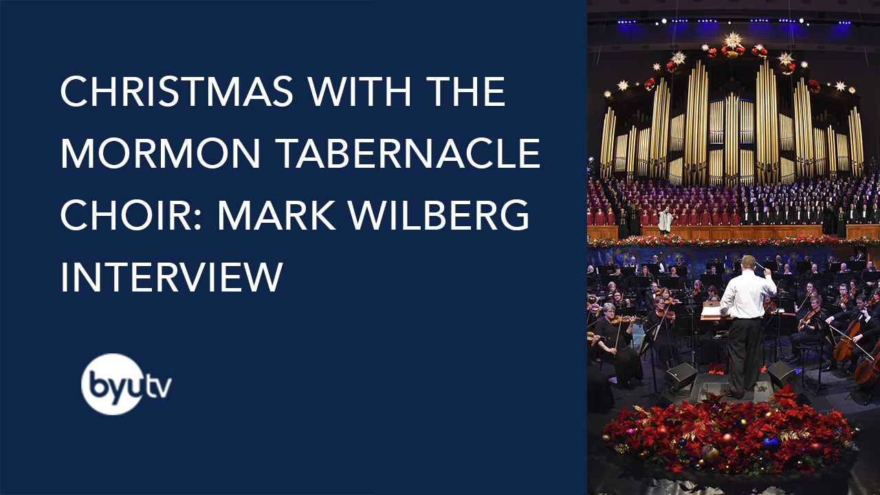 the mormon tabernacle choir is honored to feature rolando villazon in their christmas concert that aired this year we were lucky enough to interview mack