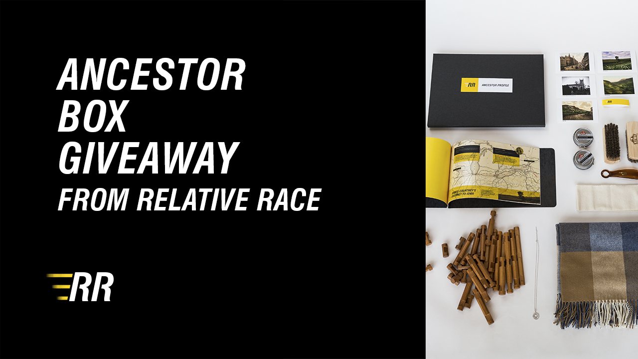 Ancestor Box Giveaway from Relative Race