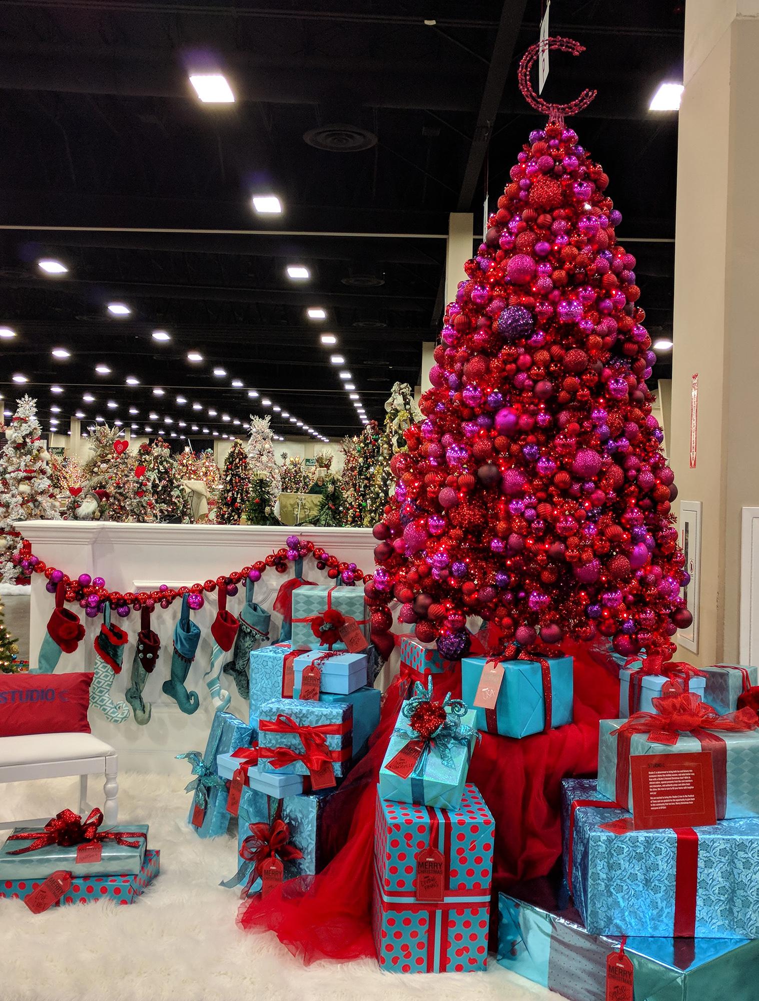 Studio C Christmas.Festival Of Trees Byutv