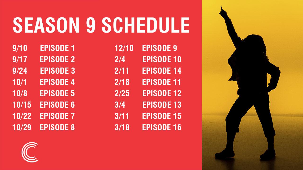 Studio C Season 9 Schedule - BYUtv