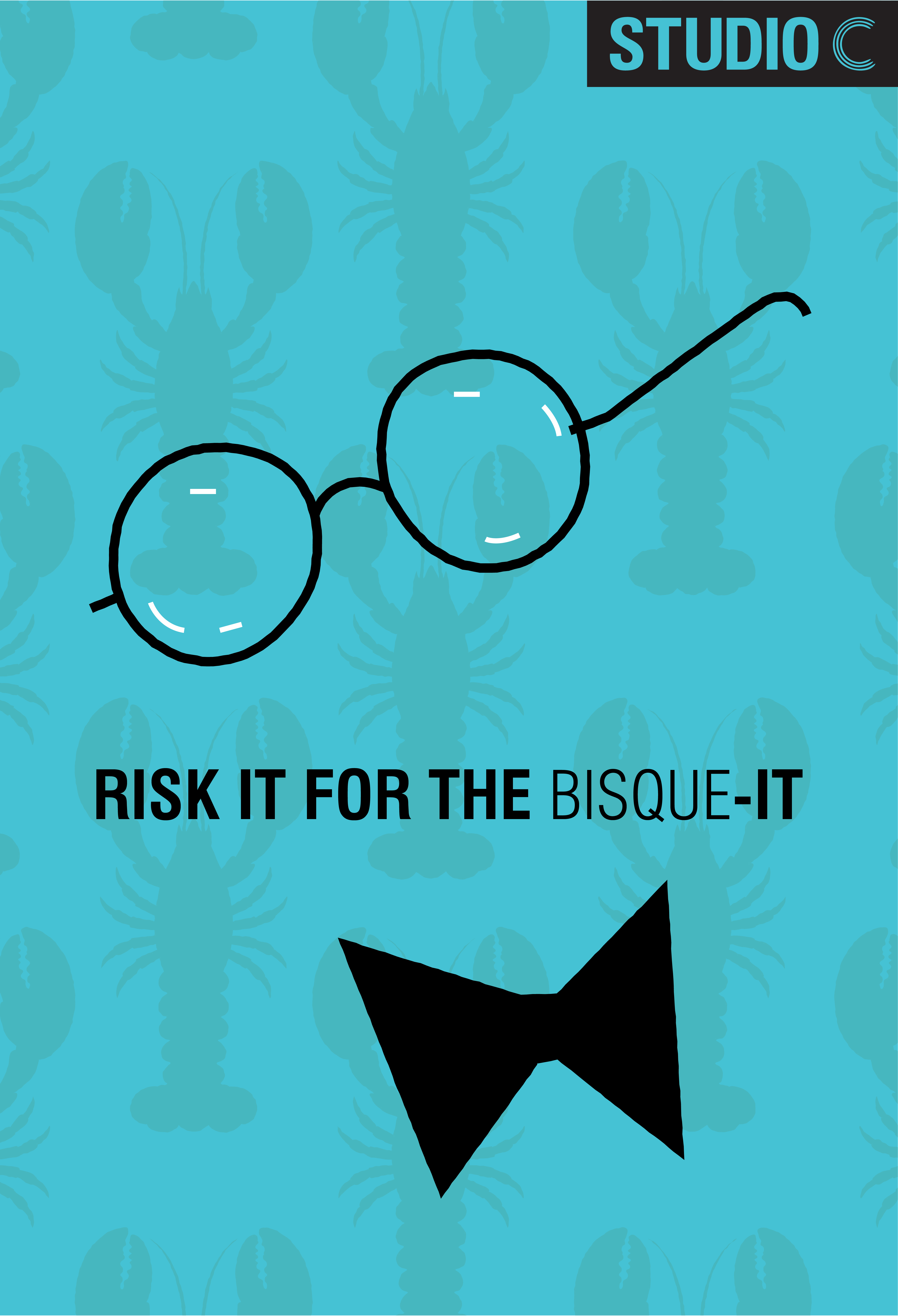 "Studio C Wallpaper ""Risk it for the Bisque-it"" - BYUtv"