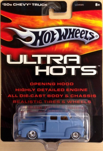 50s Chevy Truck - Collect Hot Wheels