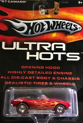 Hot Wheels Ultra Hots /'67 Camaro