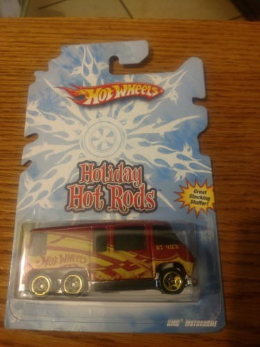 GMC Motorhome - Collect Hot Wheels