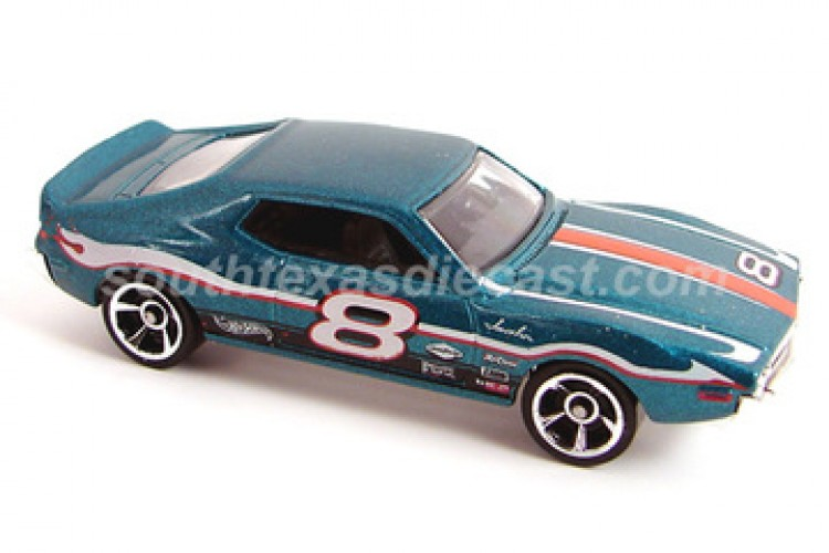 AMC Javelin AMX - Collect Hot Wheels