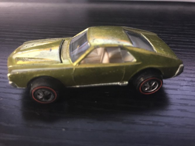 Custom AMX - Collect Hot Wheels