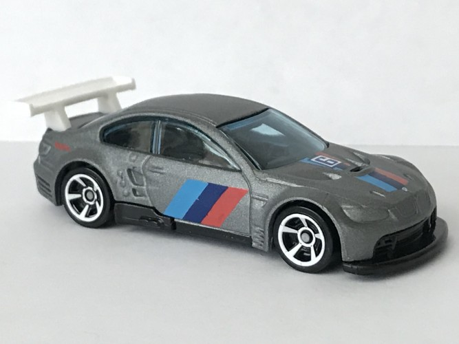 SHIPPING on THE SAME day .. WORLDWIDE shipping with tracking number Gift.. Hot Wheels Bmw M3 Gt2 Keychain