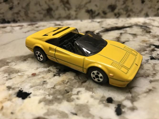 Ferrari 308 Gts Collect Hot Wheels