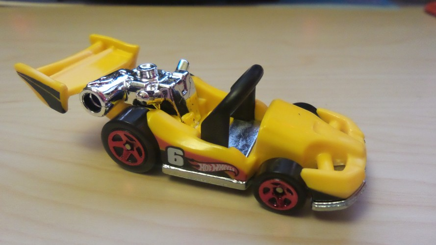 Let's GO - Collect Hot Wheels