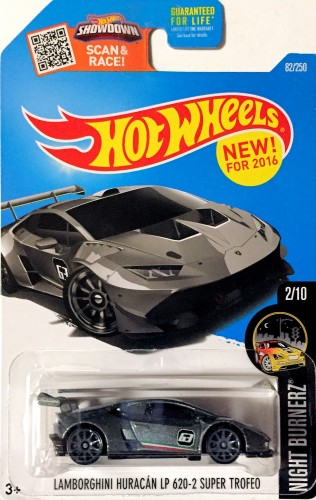 Lamborghini Huracan Lp 620 2 Super Trofeo Collect Hot Wheels