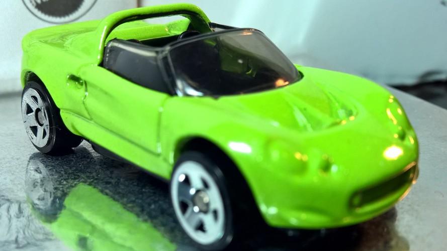 Model Name Lotus Elise Series 03 Of 16 Release Year 2000 McDonalds Happy Meals Color Metallic Apple Green Tampo No Wheel Type