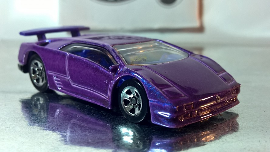 Lamborghini Diablo Collect Hot Wheels