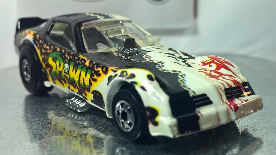 Firebird Funny Car Spawn Mobile Collect Hot Wheels