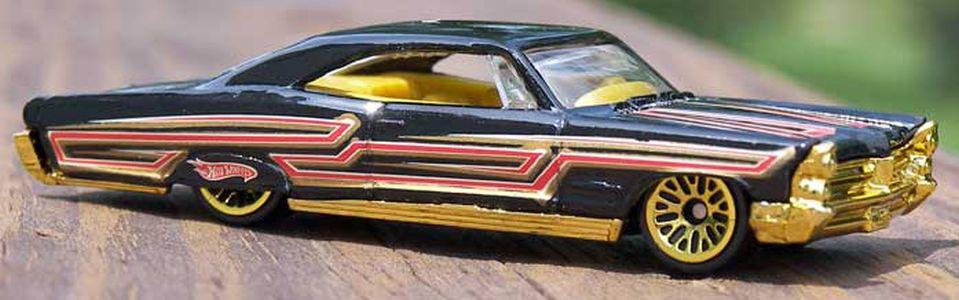 65 Pontiac Bonneville Collect Hot Wheels