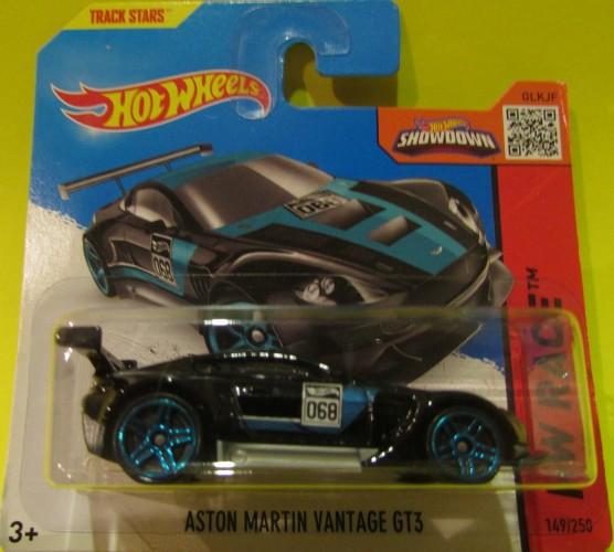2012 Aston Martin Vantage Interior: Aston Martin Vantage GT3