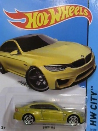 Bmw M4 Collect Hot Wheels