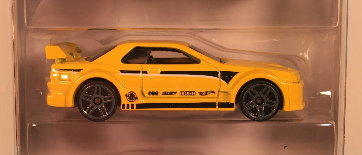 Nissan Skyline Gt R R32 Collect Hot Wheels