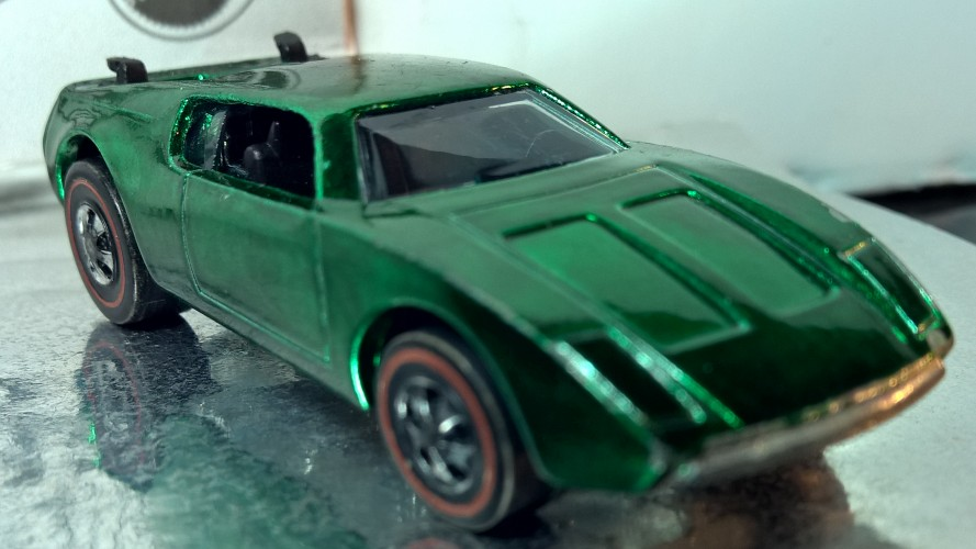 AMX/2 - Collect Hot Wheels
