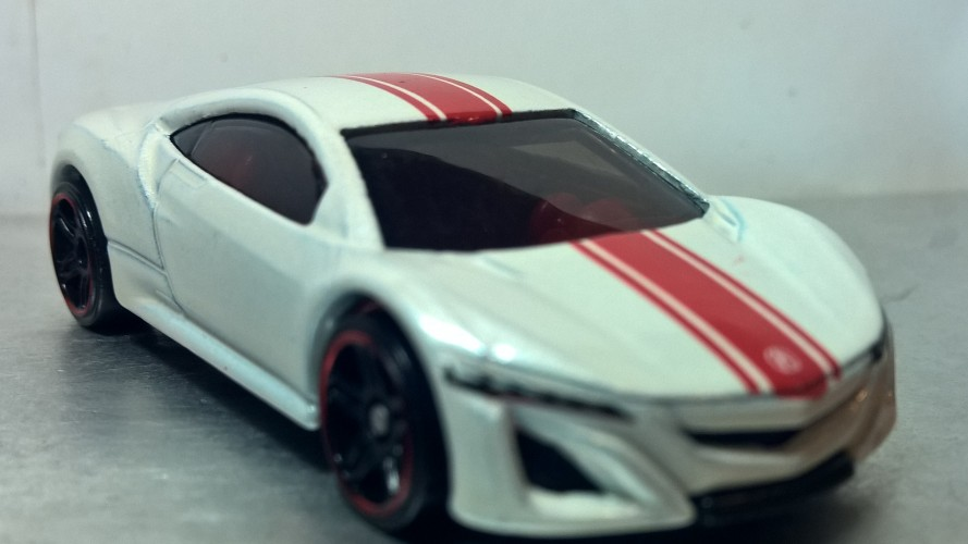 2012 Acura Nsx Concept Collect Hot Wheels