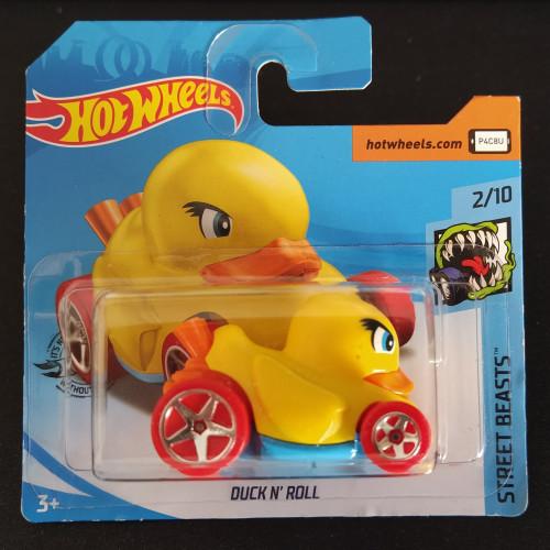 Hot Wheels 2020 #132 Duck N/' Roll