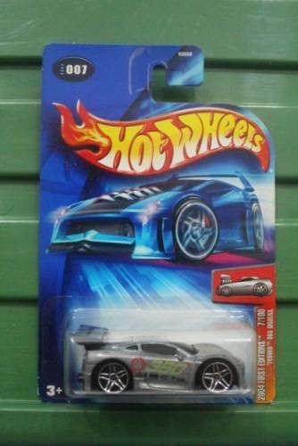 ferrari 360 modena ('tooned) - collect hot wheels