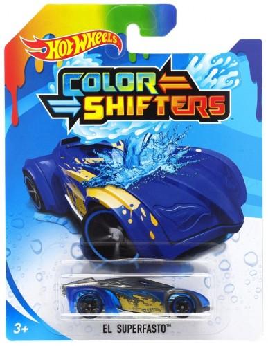 El Superfasto Collect Hot Wheels