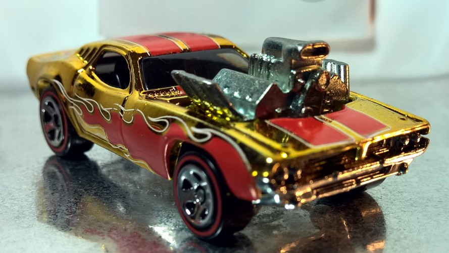 2008 Hot Wheels FATHERS DAY Rodger Dodger BRAND BEW RARE 1:64