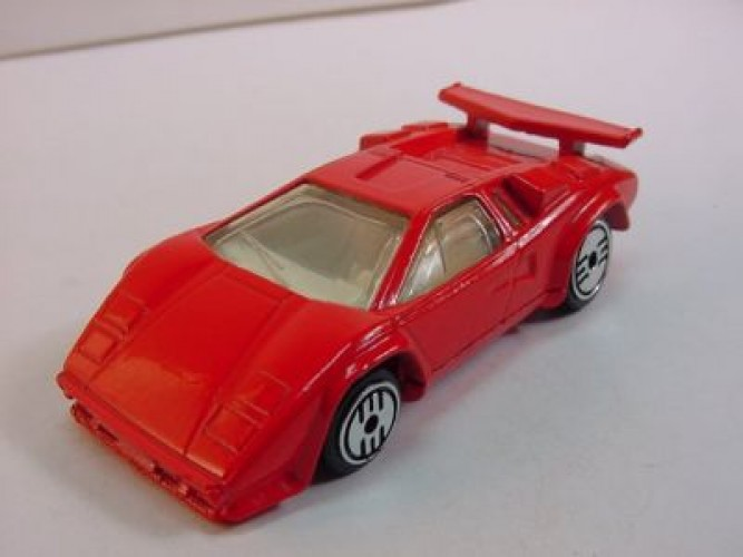 Lamborghini Countach Collect Hot Wheels
