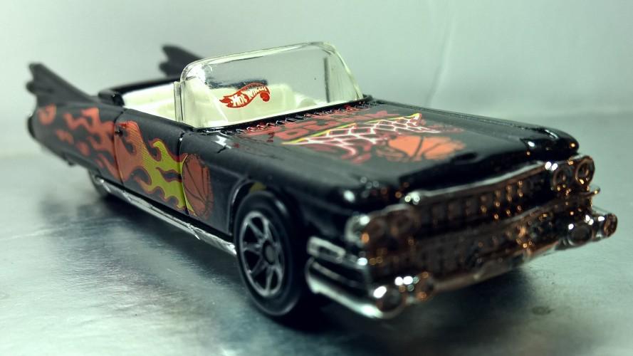 Caddy 59  Hot Wheels 1996 Spielzeugautos